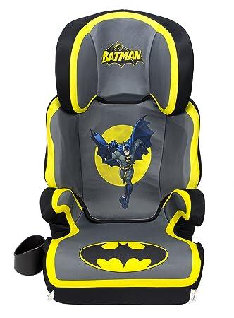 KidsEmbrace High Back Booster Car Seat DC Comics Batman