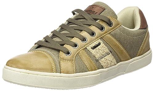 Yumas Maxwell, Zapatillas para Hombre, Beige, 42 EU: Amazon.es: Zapatos y complementos