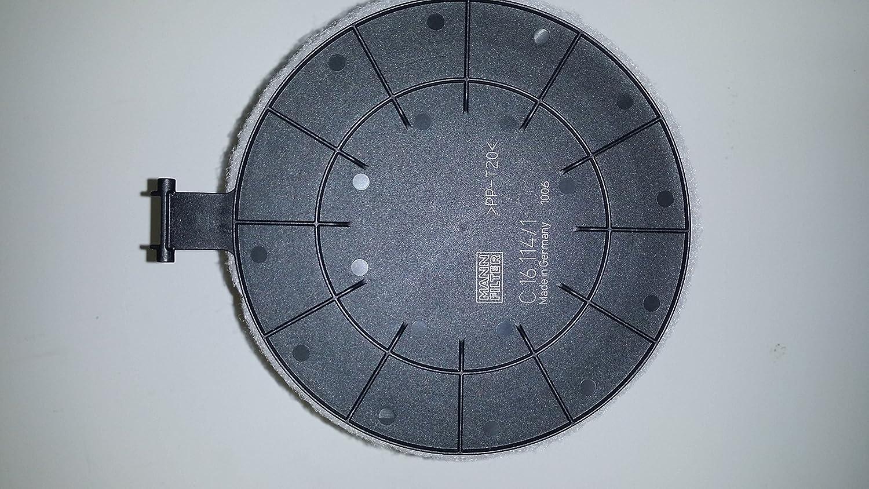 F/ür PKW Original MANN-FILTER Luftffilter mit Dichtung C 16 114//1 x