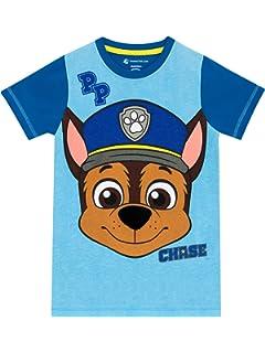 46d3b899 Paw Patrol Boys Paw Patrol Marshall T-Shirt Size 7: Amazon.ca ...