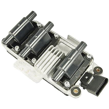 Amazon.com: Replacement fit for 1998-2005 Volkswagen Passat 2.8L V6 Ignition Coil Pack # 078905104: Automotive