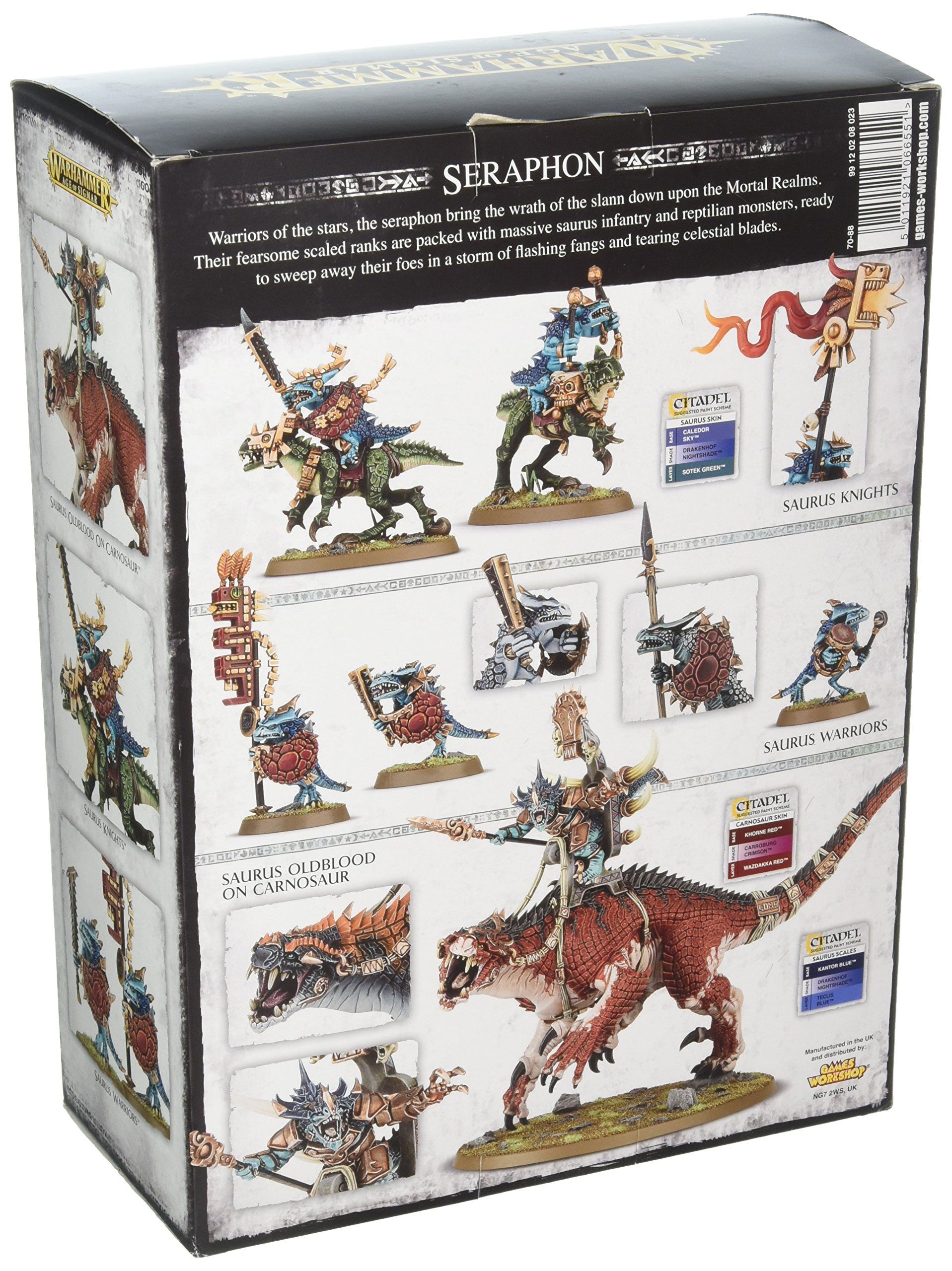 Games Workshop 99120208023'' Start Collecting Seraphon by Games Workshop