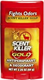 Scent Killer Gold 2030117 1247 Wildlife Research Antiperspirant & Deodorant