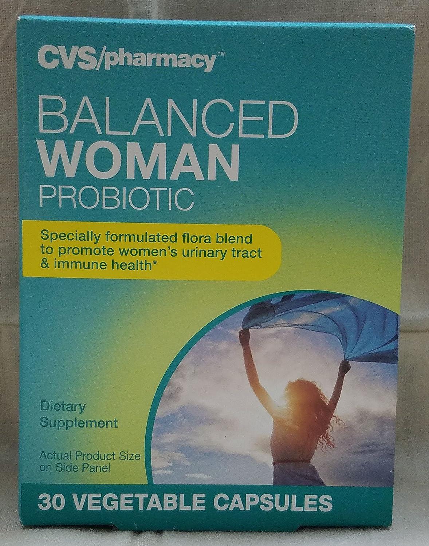 amazon com cvs pharmacy balanced woman probiotic 30 vegetable