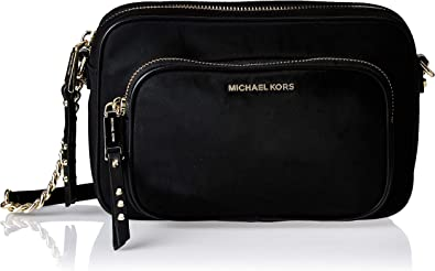 Michael Kors femme Crossbody Sac bandouliere Noir (Black)