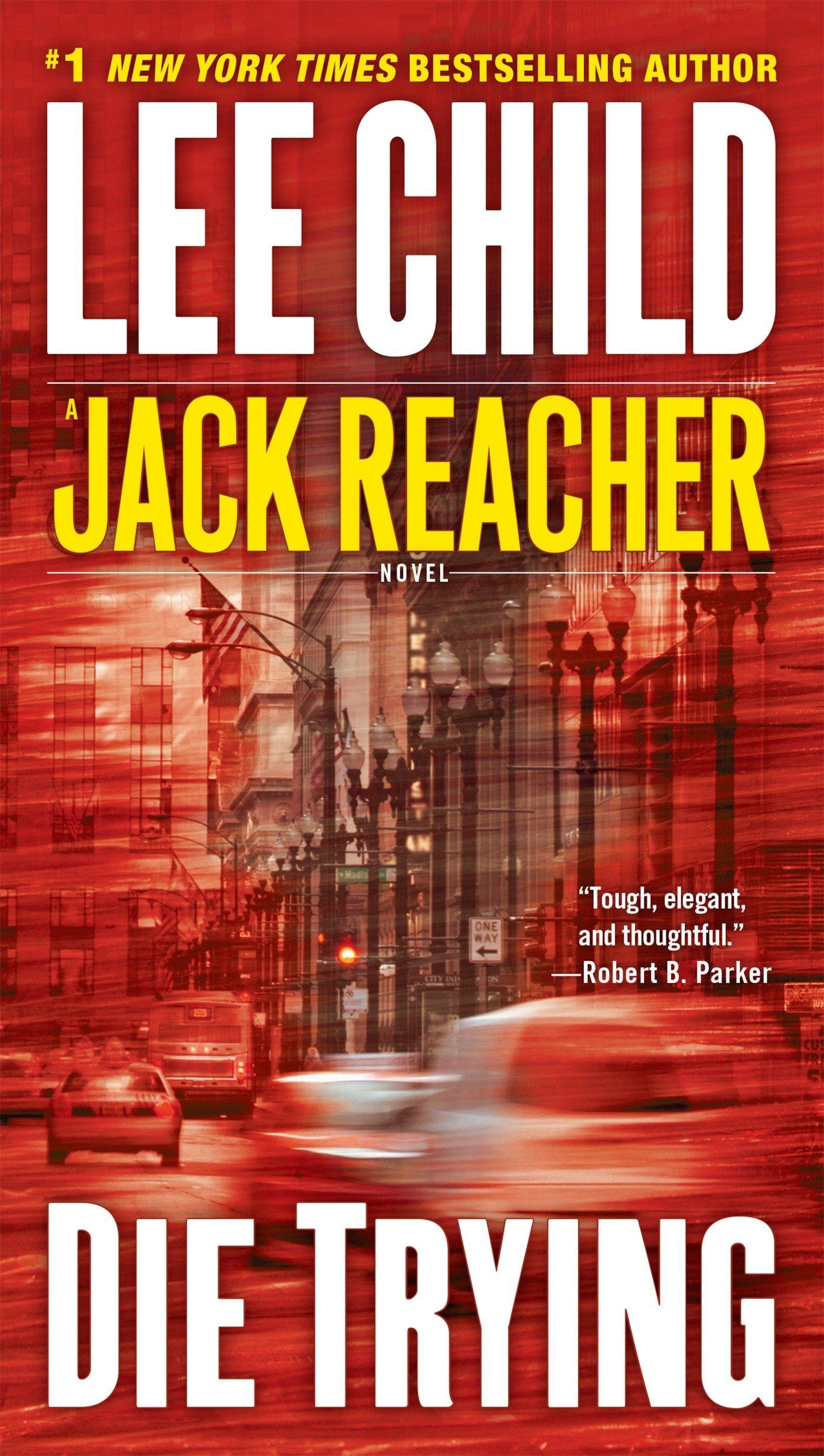 Jack Reacher books in order