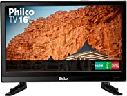 Tv Ptv16S86D Led, Philco, 099163006, Preto, 16