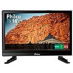 """Tv Ptv16S86D Led, Philco, 099163006, Preto, 16"""""""