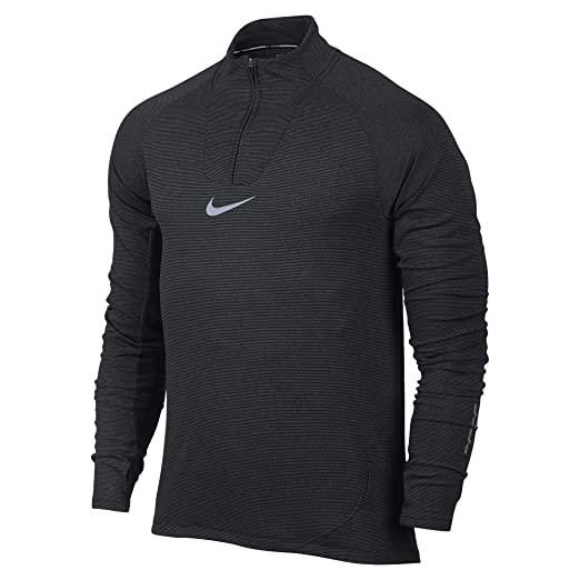 Nike AeroReact Obsidian  Running Top
