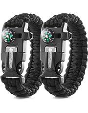 X-Plore Gear Emergency Paracord Bracelets  6c0bffc810e