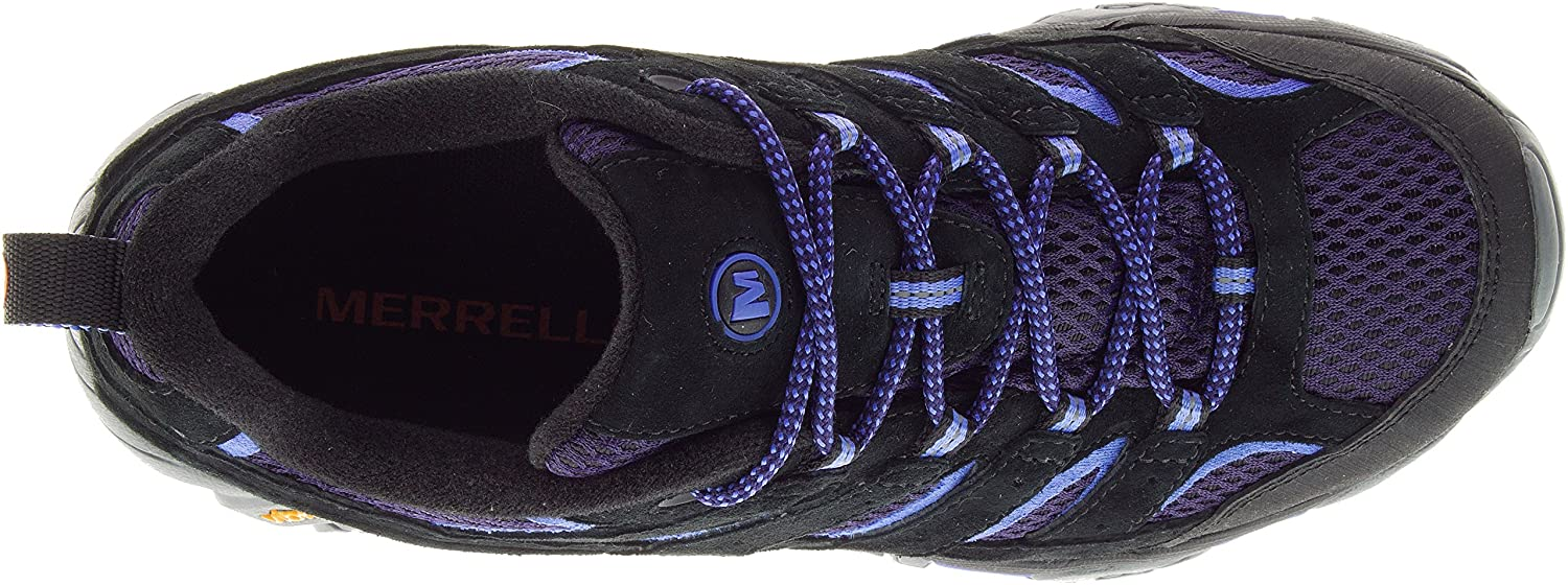 Merrell Women's Shoe Moab 2 Vent Hiking Shoe Women's B07C49199Z 11 B(M) US|Black/Baja 7e928d