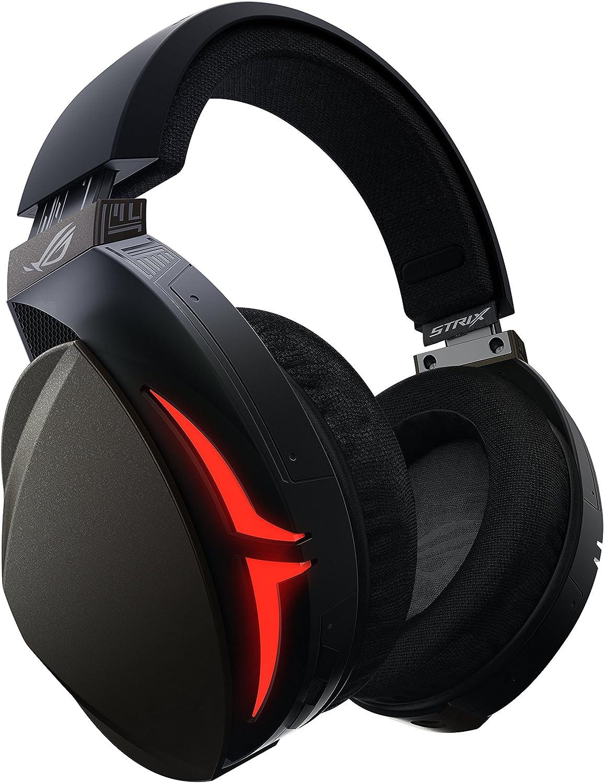 Asus ROG Strix Fusion 300 - Auriculares gaming con sonido inmersivo de alta calidad, compatible con PC, PS4, Xbox One y dispositivos móviles, sonido 7.1