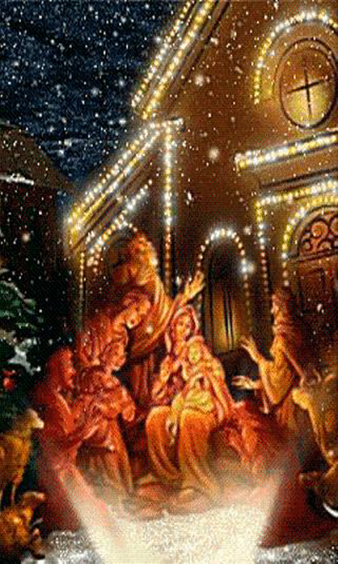 Amazon Nativity Scene Live Wallpaper Appstore For Android