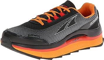 Olympus 1,5 Altra Zero Drop Zapatillas de Running gris/naranja para hombre: Amazon.es: Deportes y aire libre