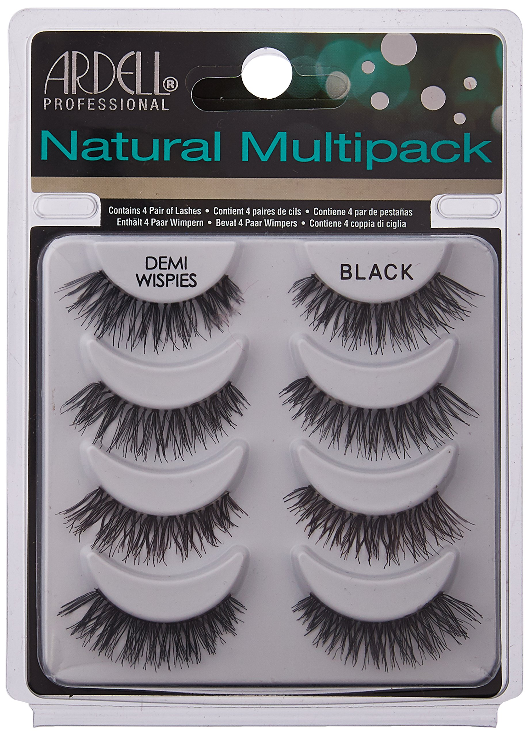 Ardell Multipack Demi Wispies Fake Eyelashes by Ardell (Image #3)