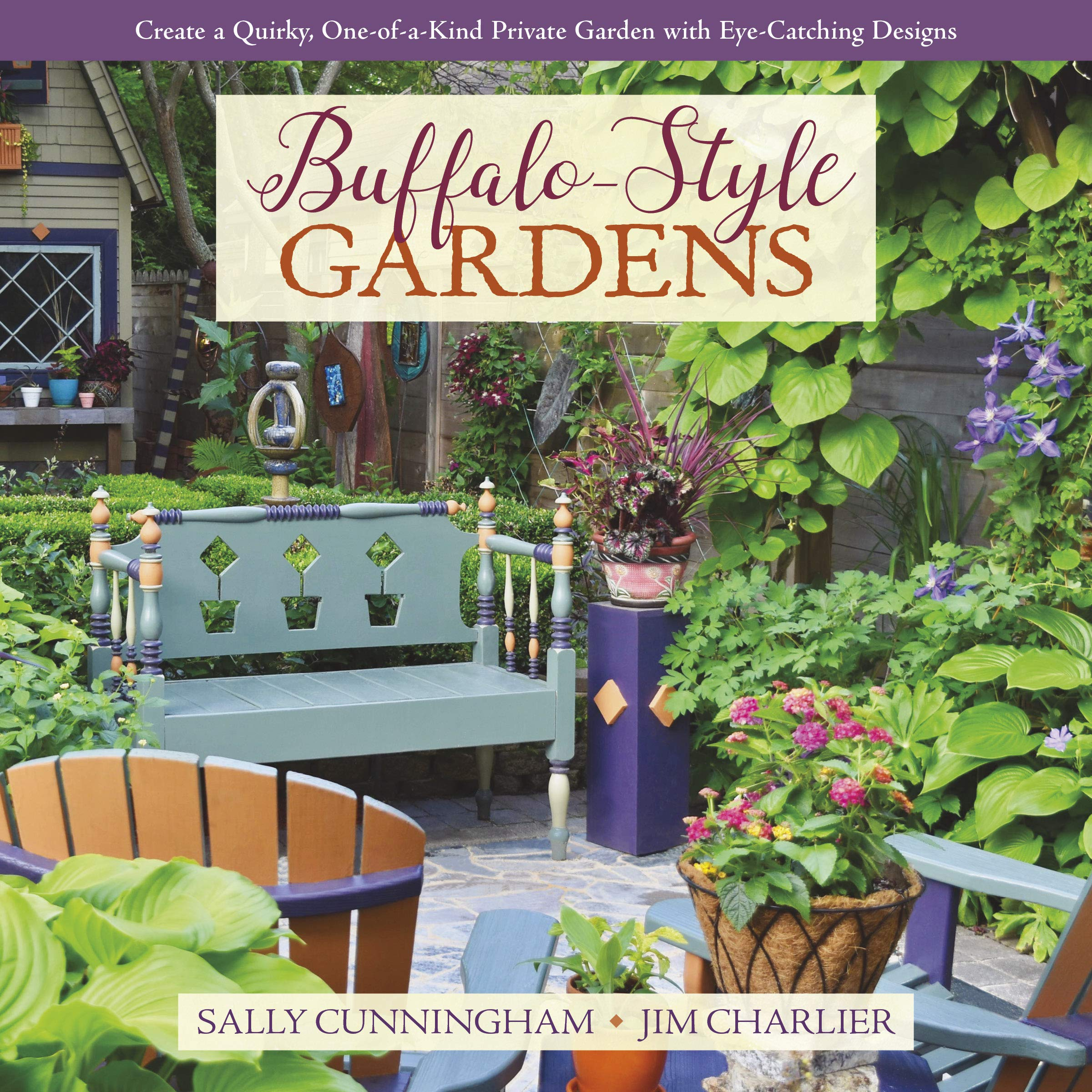 Awe Inspiring Buffalo Style Gardens Create A Quirky One Of A Kind Home Interior And Landscaping Ferensignezvosmurscom