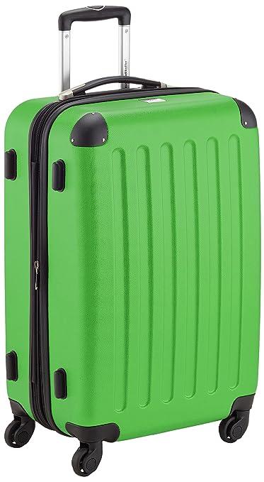 110 opinioni per Hauptstadtkoffer 42246366, Trolley da Viaggio, colore Verde (ApfelVerde), 65 cm
