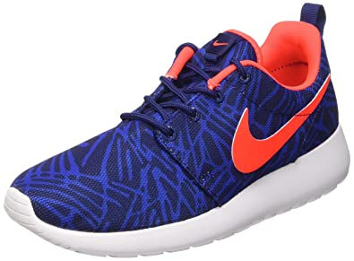 Nike Roshe Run Hyperfuse Damen Sneaker Blau Sneakers für