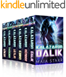 Kalazaron Blue Planet Warriors: The Complete Series (Books 1-6)
