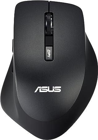 ASUS WT425 - Ratón (Mano Derecha, Óptico, RF inalámbrico, 1600 dpi, Negro, Carbón Vegetal): Amazon.es: Informática