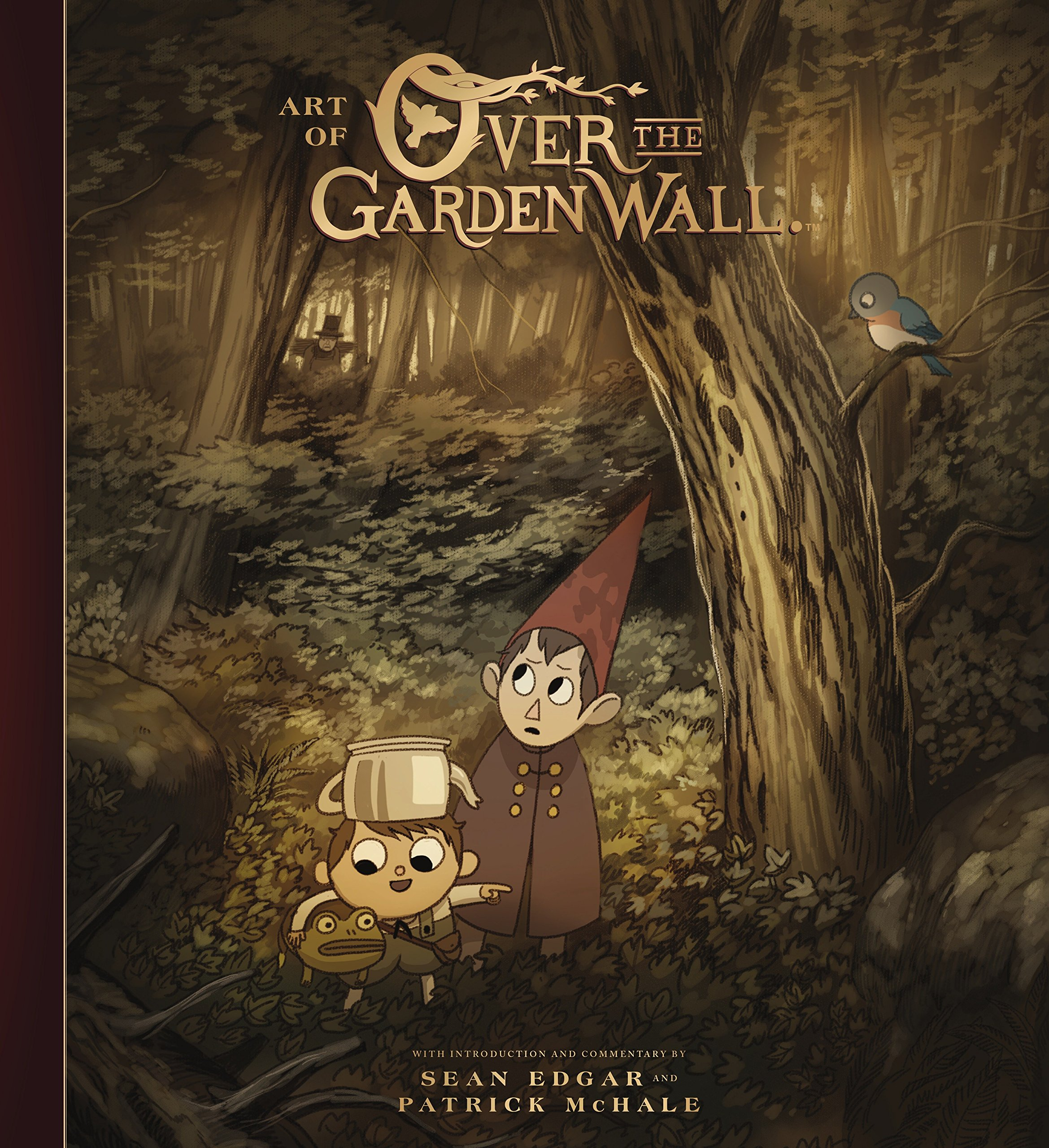 The Art of Over the Garden Wall by Dark Horse