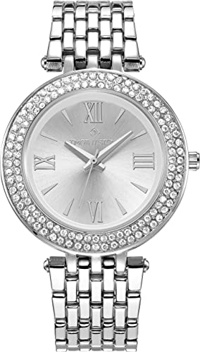 Timothy Stone collection BURST STAINLESS - reloj mujer de cuartzo, color Plata