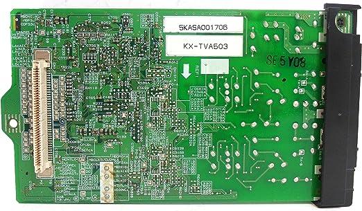 Panasonic KX-TVA503 2-Port Expansion Module Digital Only
