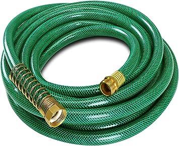 Garden Hose 4 Ply   Garden Hose Quick Connect   No Kink Garden Hose