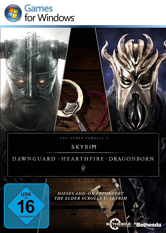 The Elder Scrolls V: Skyrim - Add-on: Amazon.de: Games