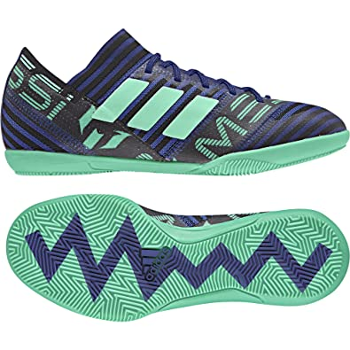 3dc5f0326f768 adidas Unisex Kids  Nemeziz Messi Tango 17.3 in J Futsal Shoes ...