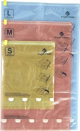 Eagle Creek Pack-it Compression Sac Set S/m/l Organizador para ...