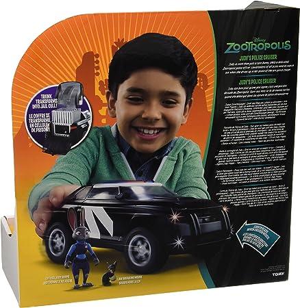 Rocco Juguetes l70903 – Zootropolis, vehículo con Figura Deluxe, Modelos Surtidos: Amazon.es: Juguetes y juegos