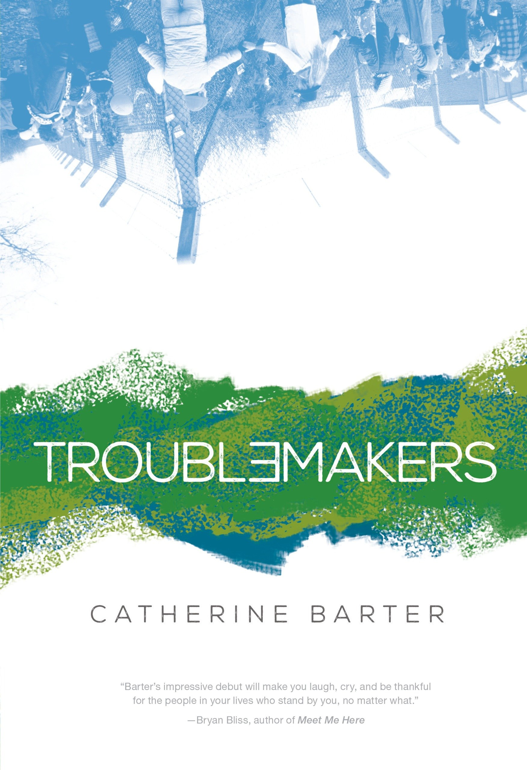 43a2bea1d Amazon.com: Troublemakers (9781512475494): Catherine Barter: Books