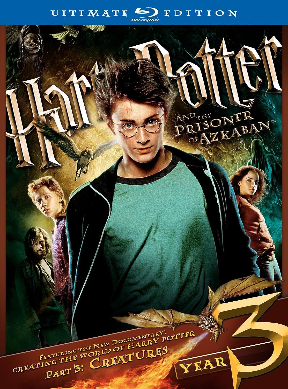 Harry Potter & Prisoner of Azkaban [USA] [Blu-ray]: Amazon.es: Radcliffe, Watson, Grint: Cine y Series TV