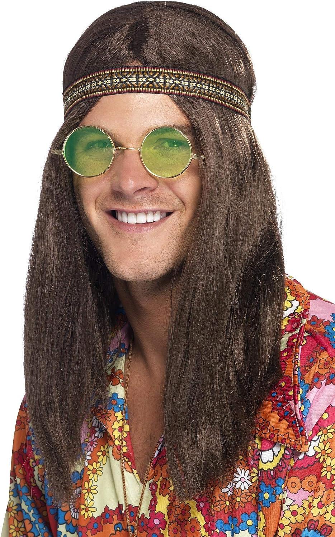 """70s Brille /""""Chill/"""" Accessoires Hippie Flower Power"""