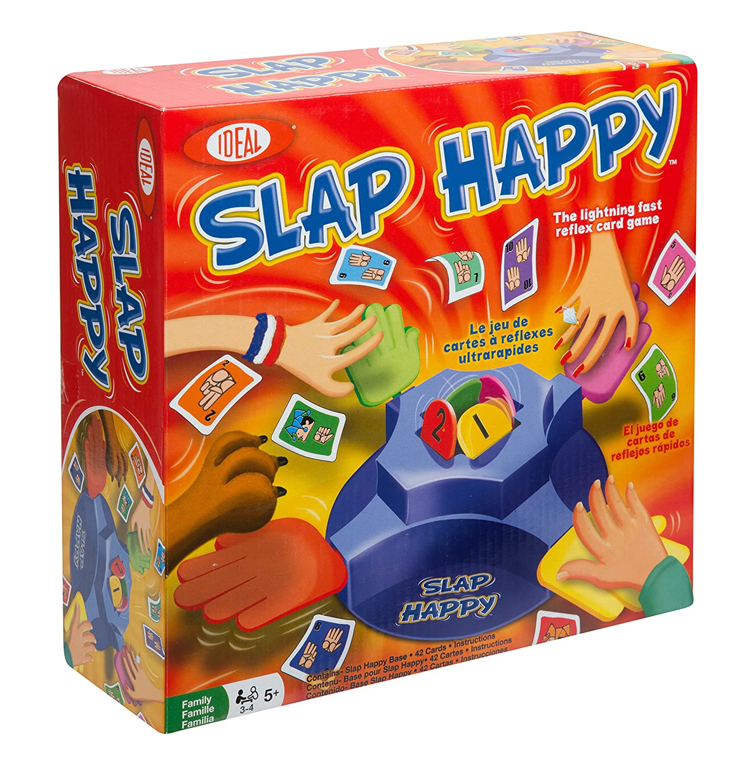 Poof Slinky 36500 Slap Happy Toy: Amazon.es: Juguetes y juegos