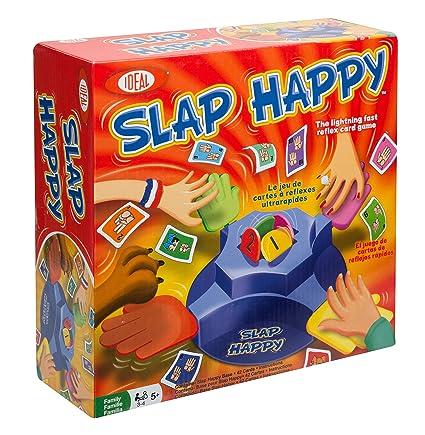 Ideal Slap Happy Mesa Juego Amazon Com Mx Juegos Y Juguetes