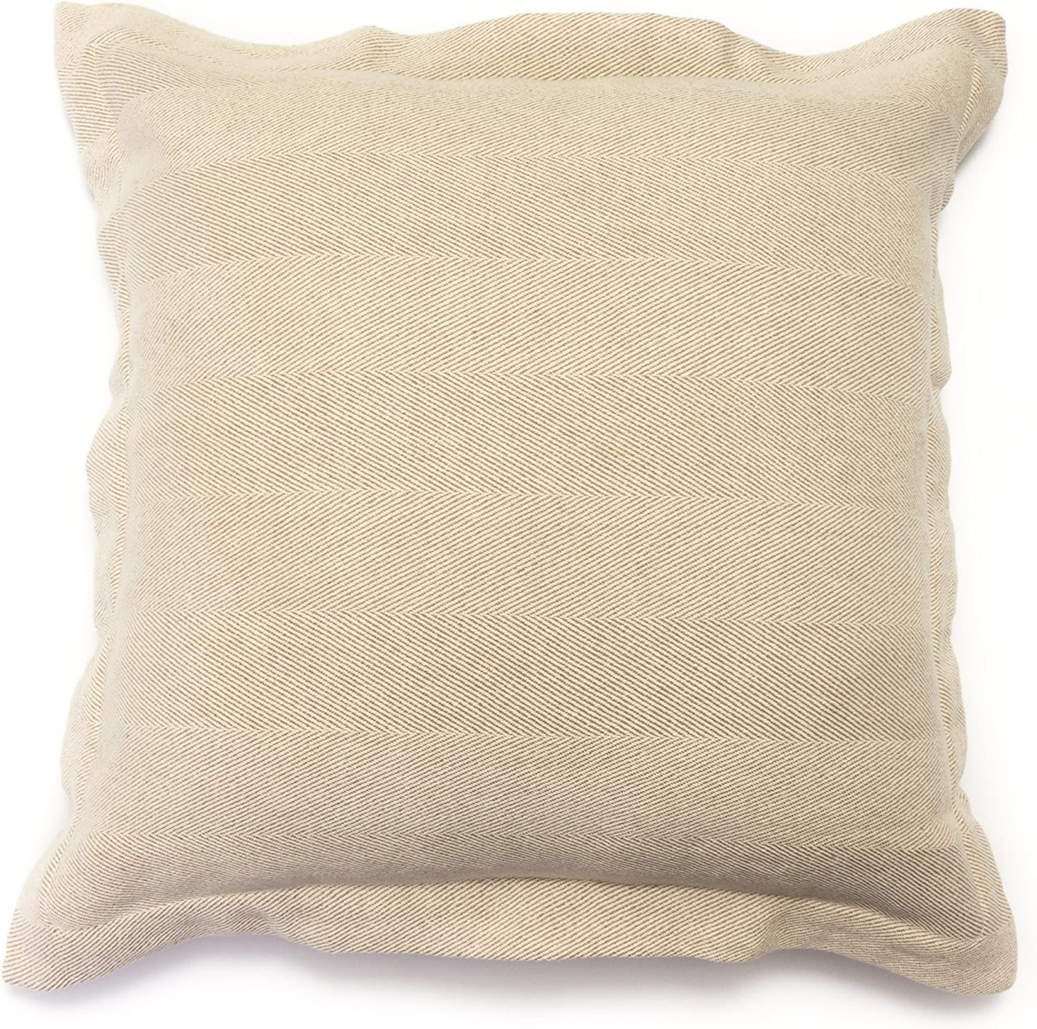 Be-You-tiful Home Beige Timothy Natural Euro Sham