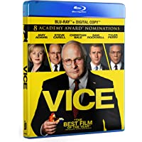 Vice [Blu-ray] (Bilingual)