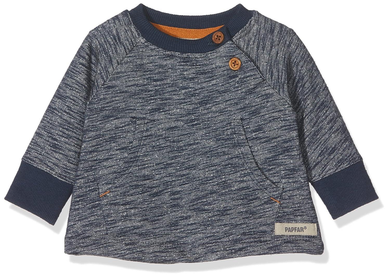 Papfar Slub Sweatshirt Baby Gots, Sudadera para Bebés 716547GOTS