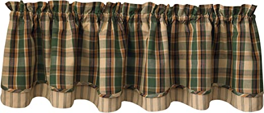 Park Designs Scotch Pine Shower Curtain 72 x 72