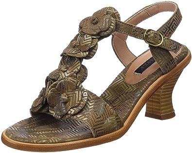 Fantasy Shoes für Damen (braun / 37) 70P4oP07AP