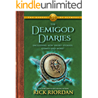 The Heroes of Olympus: The Demigod Diaries (Heroes of Olympus, The Book 2)