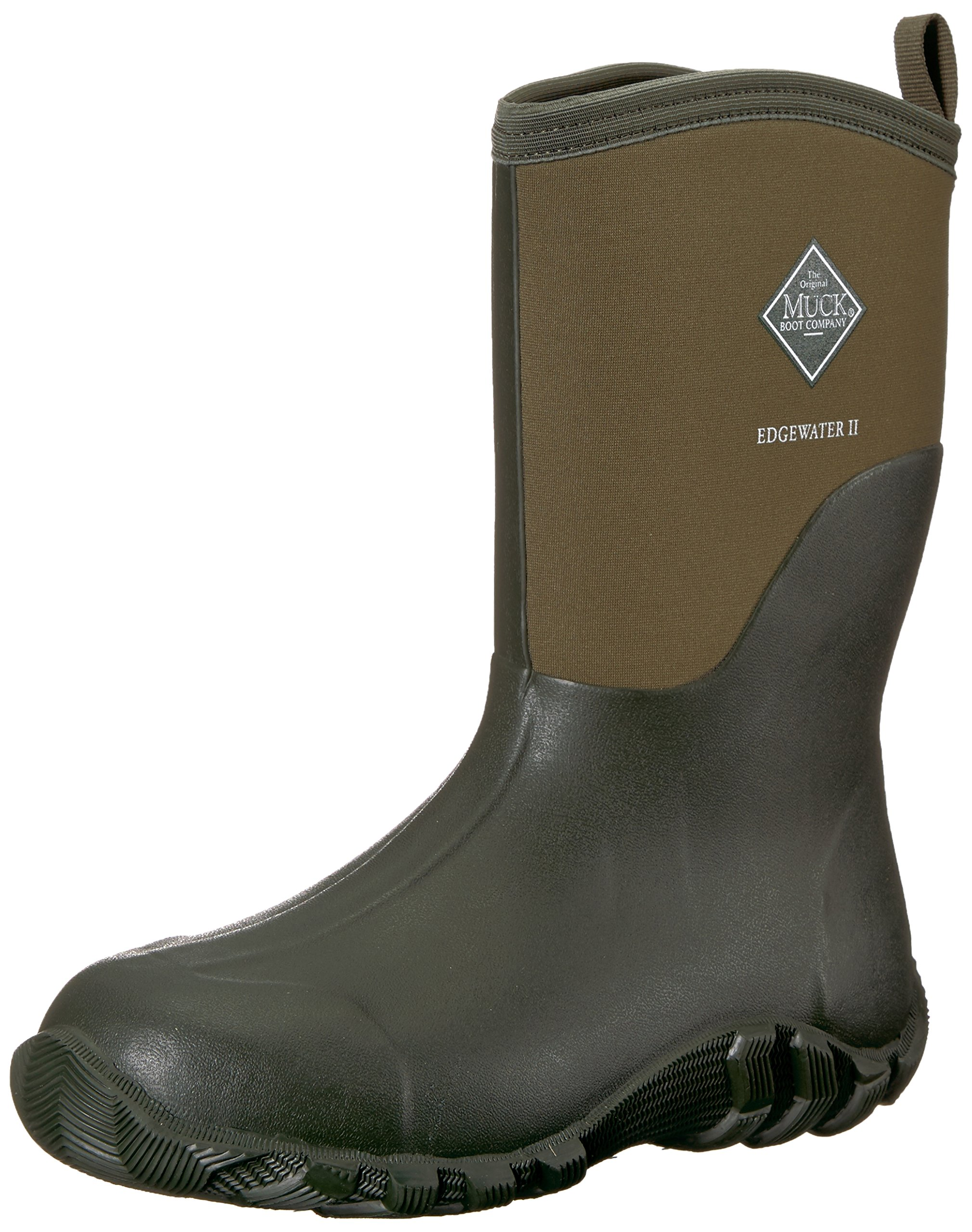 Muck Edgewater ll Multi-Purpose Mid-Height Men's Rubber Boots by Muck Boot