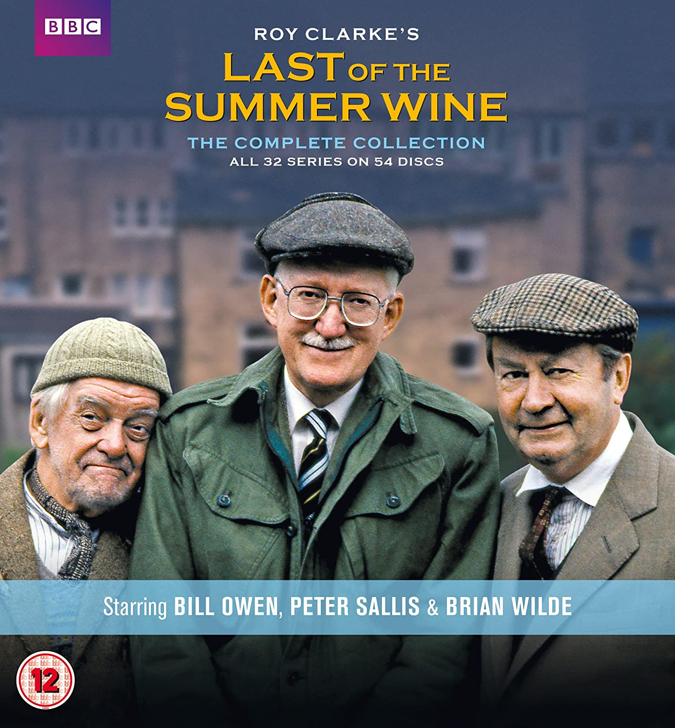 Last Of The Summer Wine: Complete Collection