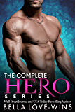 The Complete HERO Series (Billionaire Salvation)