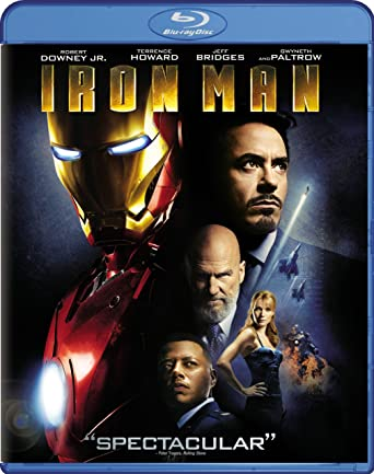 Iron Man (2008) 720p HEVC BluRay x265 ESubs ORG. [Dual Audio] [Hindi or English] [550MB]