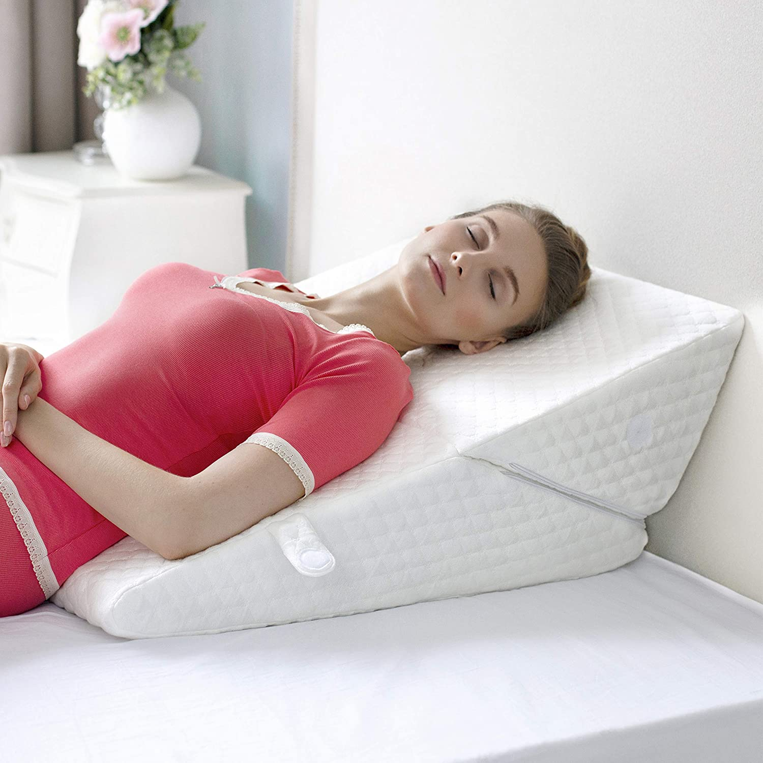 Adjustable Bed Wedge Pillow