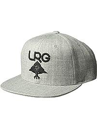 9ee7e41da3f LRG Men s Hustle Trees Logo Flat Bill Snapback Hat