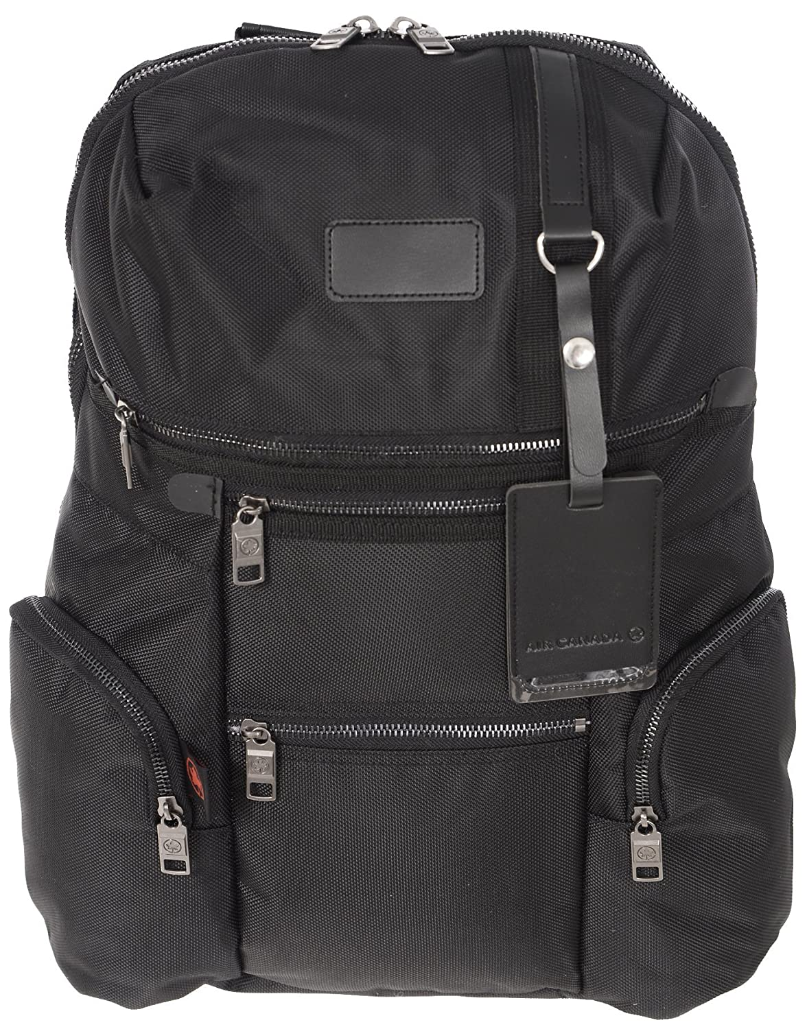 Air Canada Multifunctional Travel Business Laptop Backpack A2109_SS16_AC_BLK